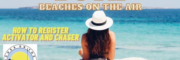 Embedded thumbnail for Pengenalan Program BOTA - Beaches On The Air